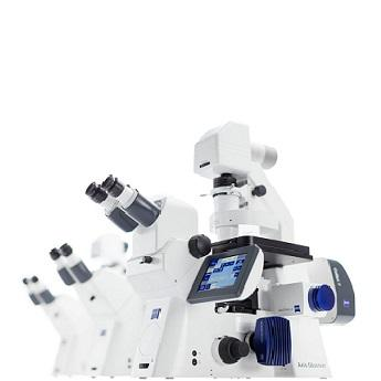Inverted Fluorescence Microscope
